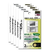 New Flexible Clear Screen Protectors For Nintendo Lite Ds Nds Ndsl