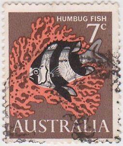 DA258-1966-AU-7c-Humbug-fish-C