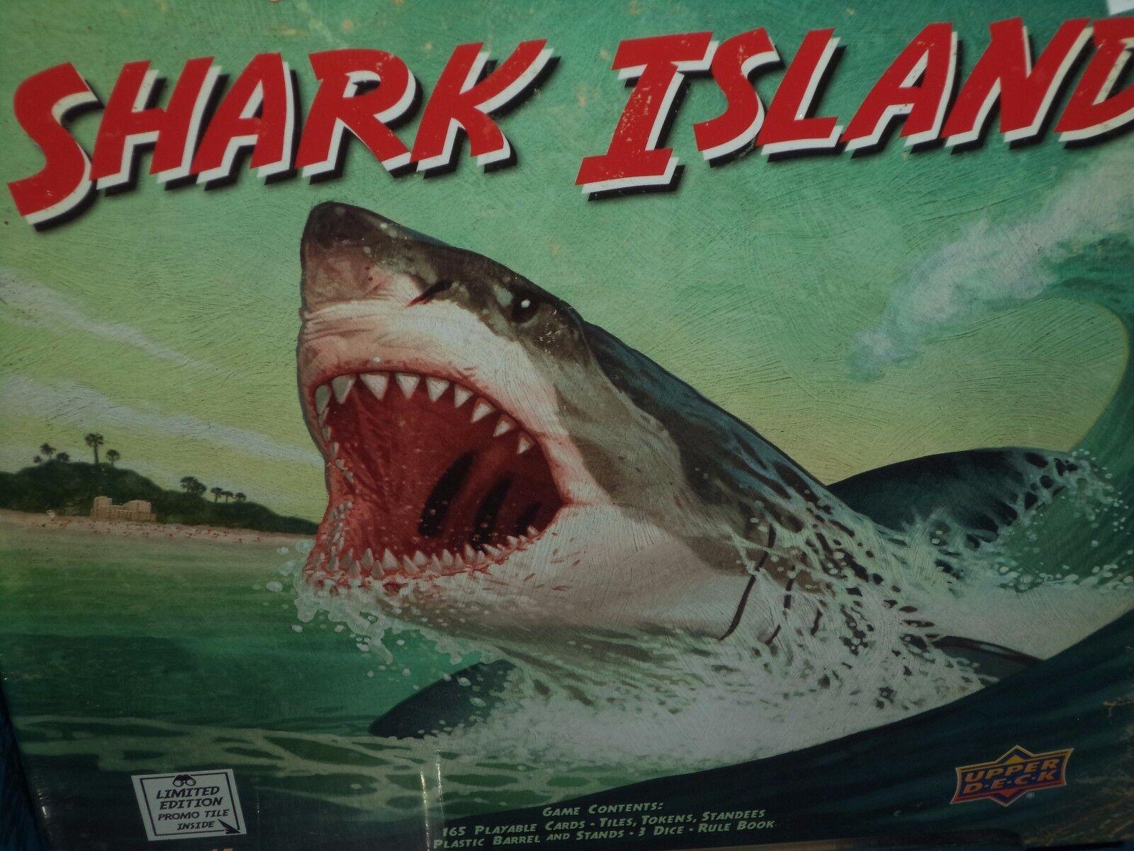 Isla De Tiburón-Juegos De Cubierta Superior Juego De Mesa  nuevo