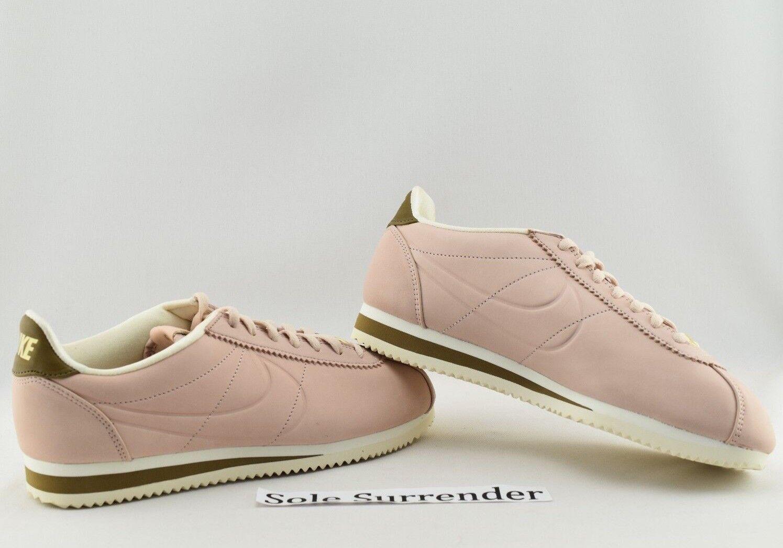 Nike x Maria Sharapova Classic Cortez PRM - CHOOSE SIZE - AR5696-202 LA Pink Tan