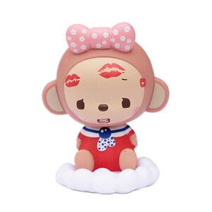 New MOKYO King Monkey Bobblehead Doll Car Decoration Collection MOMO Prodigal