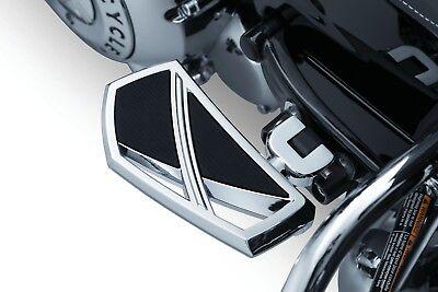 Kuryakyn Chrome Phantom Mini Floorboard /& Adapter KIT Front Honda VTX1800 C//F