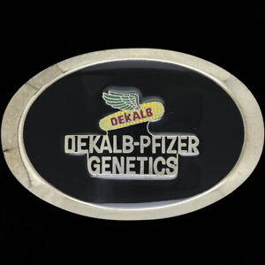 Dekalb-Vuelo-Maiz-Mazorca-Semilla-Hydrid-Granja-Ag-Farmer-Regalo-80s-NOS-Vintage
