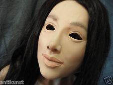 LILLY MASK - Female Latex Mask Frauenmaske Crossdresser Transgender TGirl