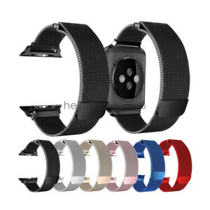 42-44mm-Magnetic-Milanese-Watch-Band-Strap-for-Apple-Watch-Series-5-4-3-38-40mm
