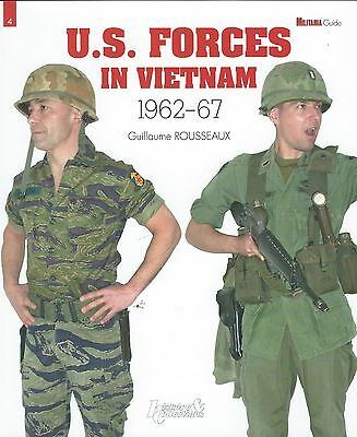 Militaria Guide 4: U.S. Forces in Vietnam 1962-1967
