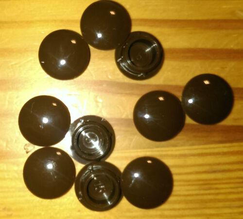Recouvrir Les Boutons 10mm Ø Obturateur Coupe Bouchons De Couverture Volets