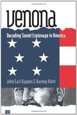 Venona : Decoding Soviet Espionage in America by John Earl Haynes and Harvey Klehr (2000, Paperback)