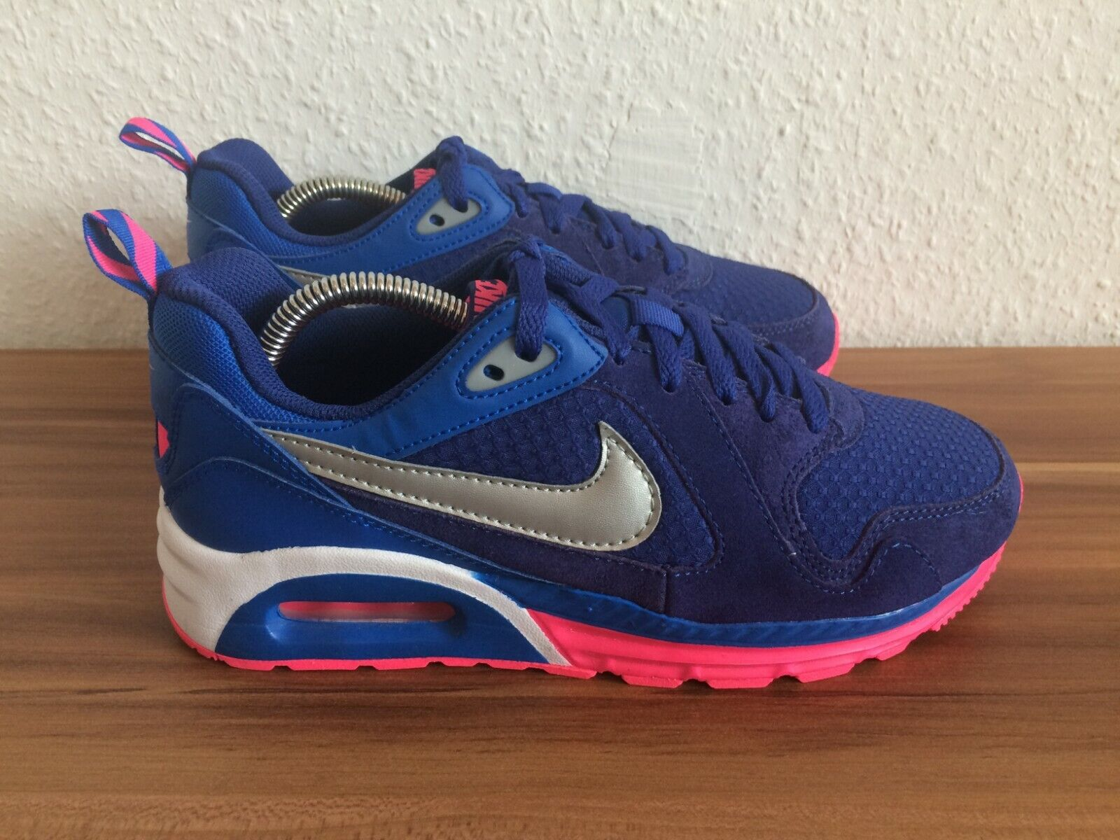 Super Nike Air Max Trax Damen Turnschuhe Schuhe Sportschuhe Gr. 38,5   UK 5,5 Top