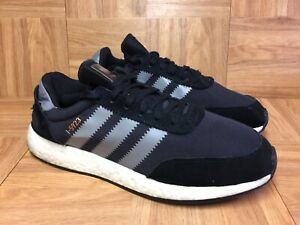RARE-Adidas-Originals-N-5923-Iniki-Runner-Black-White-Classic-10-5-Men-039-s-Shoe