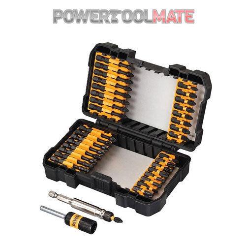Dewalt Extreme DT70543T 34pc impact torsion screwdriver bit set + tough case