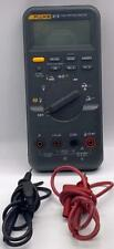 Fluke 87 V Digital Industrial True Rms Multimeter Used