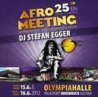 Afro Meeting Nr.25-2012 von DJ Stefan Egger (2012)