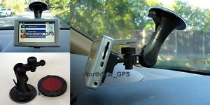 CAR-WINDSHIELD-DASH-MOUNT-FOR-GARMIN-NUVI-200-2370LMT-2497LMT-2577LT-2757-2797LM