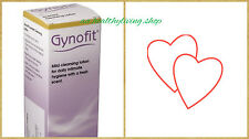 GYNOFIT Intimate Cleansing Lotion 200ml Daily Hygiene Lactic Acid Scented
