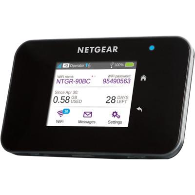 Netgear AC810 AirCard 810 4G LTE Mobile Hotspot (bis zu 600Mbit/s, Micro-SIM)