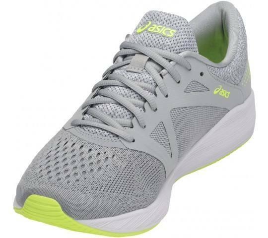 Asics RoadHawk FF Sneaker Neu Gr 48 T7D2N-9601 Mid Grey Laufschuhe Running