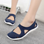 Women-Students-Comfortable-Flat-Sandals-Female-Pumps-Jelly-Beach-Hole-Shoes-New thumbnail 10
