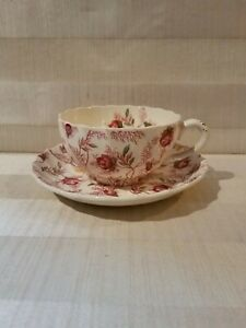 Copeland-Spode-Rosebud-Chintz-Cup-and-Saucer-Set-s