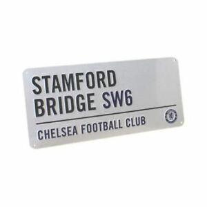 Chelsea-fc-039-Stamford-Bridge-039-Rue-Route-Signe-Neuf-Officiel-Football