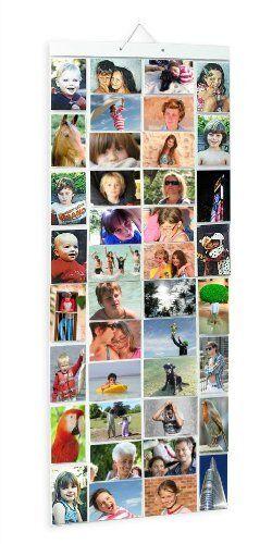 Image poches mega hanging galerie photo 80   80  dans 40 poches cadre e739a6