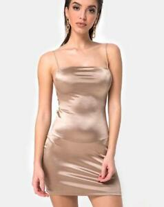 MOTEL-ROCKS-Kozue-Dress-in-Satin-Gold-Size-XS-Extra-Small-mr37