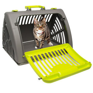 af85809f60 Image is loading Pet-Solutions-Pet-Carrier-Collapsible-Dog-Carrier-Small-