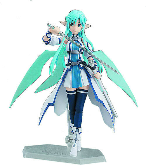 grandes precios de descuento Sword Art Online II 5 pulgadas figura de acción versión versión versión de la serie de Figma Asuna ALO  mejor marca