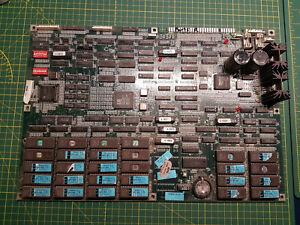 Crusin-U-S-A-USA-Arcade-PCB-PLEASE-READ-For-Parts-amp-Repair-B3