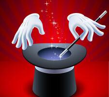 VIDEO GIOCHI DI PRESTIGIO Magia Trucchi Mago Prestigiatore Carte Magic Trick