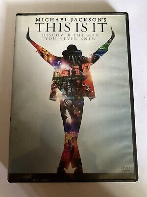 Michael Jacksons This Is It (DVD, 2010) | eBay