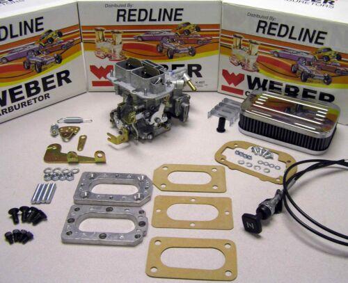 Weber 32//36 DGV Manual Choke Conversion Kit fits Datsun 510 610 620 Pickup