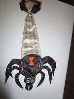 Hallmark Halloween Novel-ties Spider Clip Costume Tie