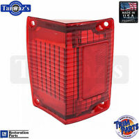 70-2 El Camino / Wagon Tail Light Lamp Lens Usa - Rh