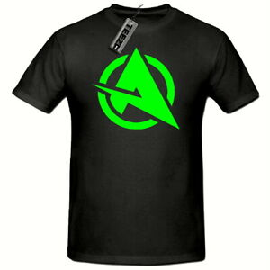 Ali-A t shirt, (Green Slogan) Vlogger youtube t shirt, Childrens Gaming tshirt