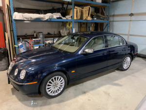 2006 Jaguar S-Type 4.2 VDP Edition