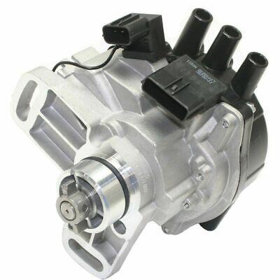 Ignition Distributor w// Cap Rotor Coil Ford Mazda 2.5L V6 DOHC New