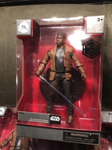 """Star Wars Elite Series Finn light saber Rogue One figure 6 1//2/"""""""