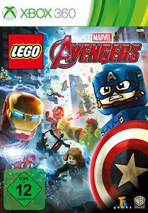 Lego Marvel Avengers - Xbox 360 (NEU & OVP!)