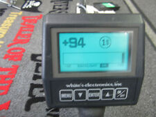 Used Whites DFX300 Metal Detector, Excellent working order 419.95