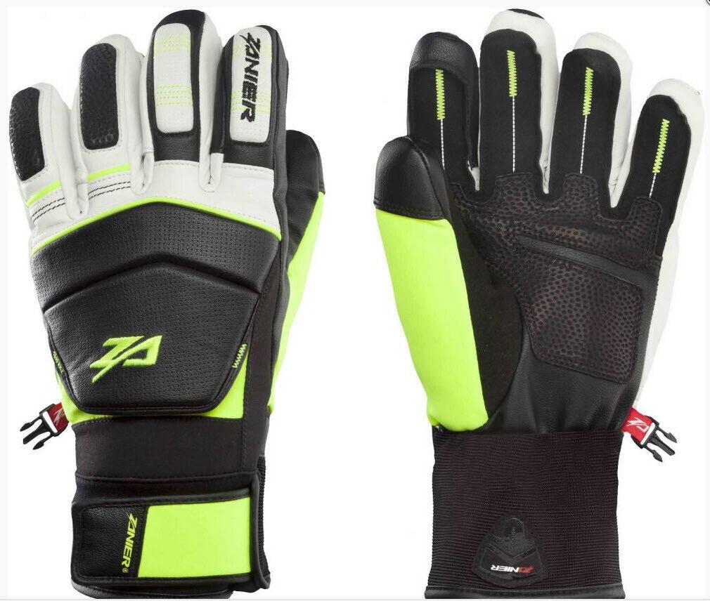 Skihandschuh Zanier Speed-Pro.ZX Gr. 6,5-9,5 RACE Handschuhe   Neu