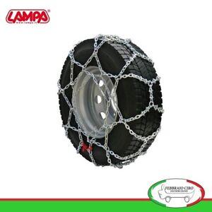 Cadenas de Nieve Cargador Plus Para Vehículos Industrial Llantas 12.5r20-16176