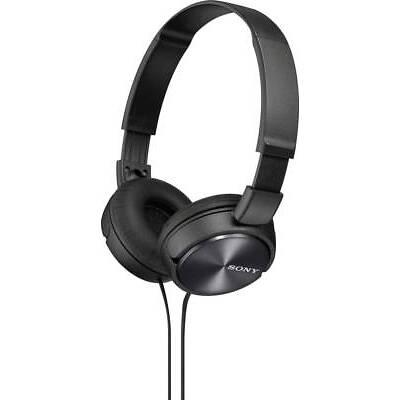 Sony MDR-ZX310   Kopfhörer On Ear Faltbar Schwarz