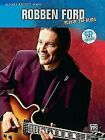 Playin' The Blues for Guitar 9780769249131 by Robben Ford &h