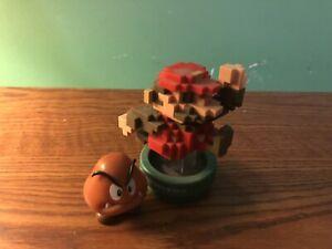 30th Anniversary Classic Color Pixel Mario Amiibo Super Smash Bros Series