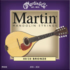 Martin M400 Mandolin Strings 80/20 Bronze