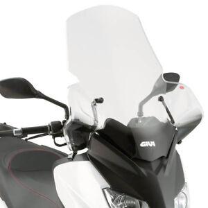 288A GIVI Parabrezza Trasparente /> Yamaha Vity 125 2010 2011 2012 2013 2014 2015