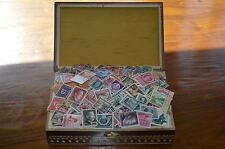 Deutsches Reich,100 nur verschiedene Briefmarken mit Sonder- und Dienstmarken