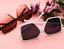 thumbnail 4 - Black Oversized Sunglasses Women Men 2019 Retro Big Square Sun Glasses Brand UV