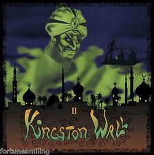 Kingston Wall II Magenta Vinyl LP OOP Ltd Ed